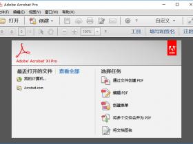 pdf编辑器中文版免费,AcrobatXI 32&64位!