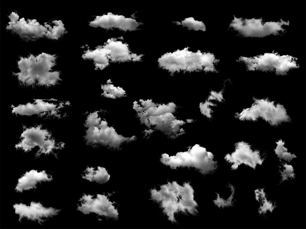 ps素材云彩云图片