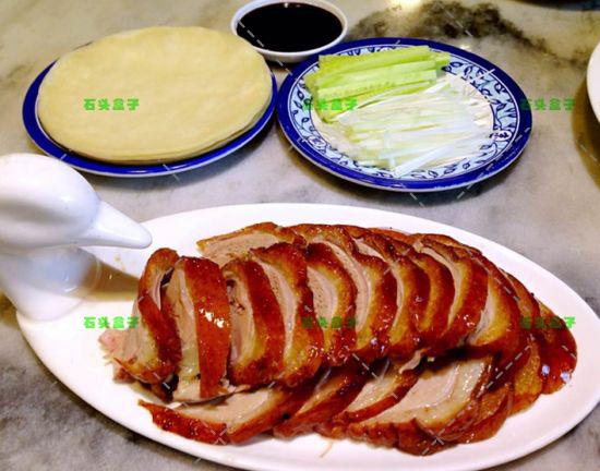 烤鸭制作流程(正宗北京烤鸭)!