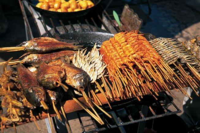 脆香烧烤配方,烧烤的食材有哪些!详细教程看这里!
