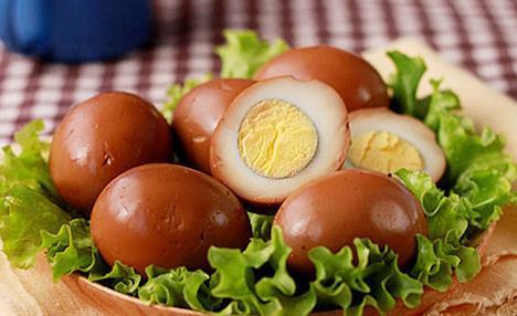 怎样做卤蛋好吃又简单,正宗五香卤蛋的做法!